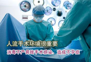 手术安全.   推荐理由六:   人流手术室符合达国家高标准的